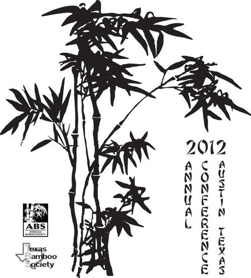 T shirt for American Bamboo Society 2012 Conference